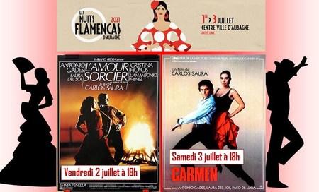 Les Nuits Flamencas - 2021